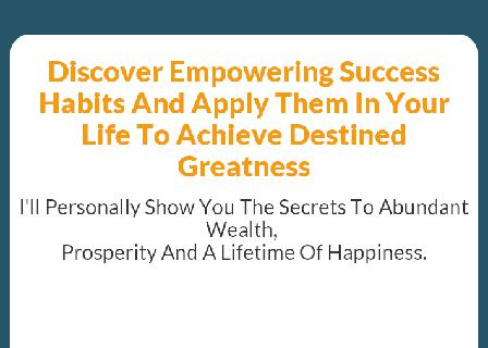 Success Rituals review