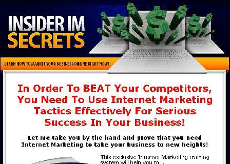 Insider IM Secrets review