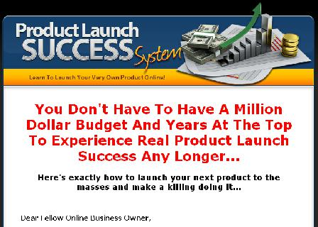 Product Launch Success System review