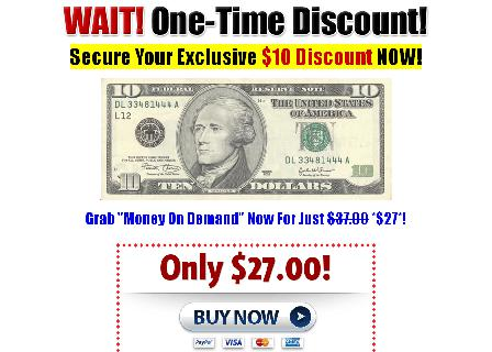Money On Demand Discount review