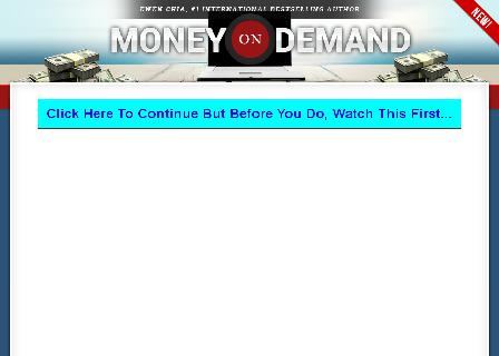 Money On Demand Upgrade review