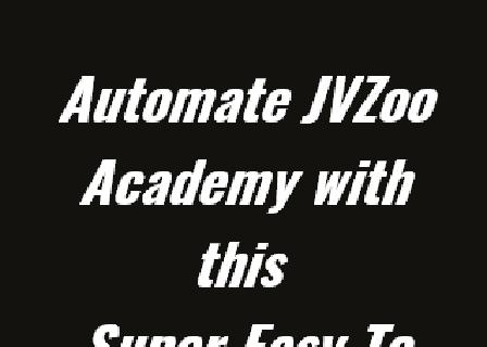 JVZoo Academy Builder review