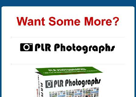 PLR Photographs Pro Pack review