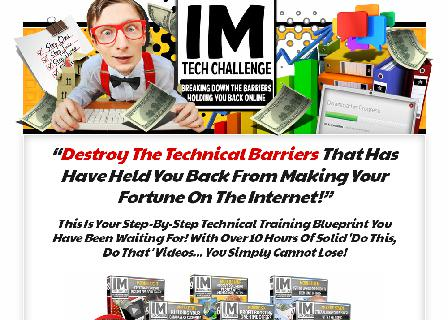 I.M. Tech Challenge review