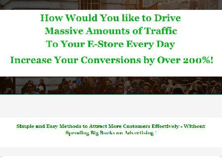 Shopify Traffic review
