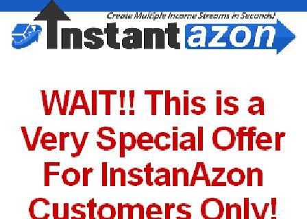 InstantAzon 25 Niche Website Package review