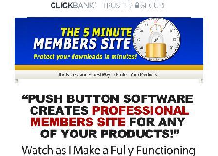 5 Minute Member review