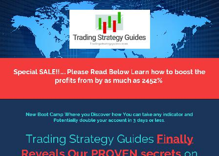 Special Boot Camp Training Course for Trading the Market review