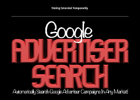 Google Advertiser Search review