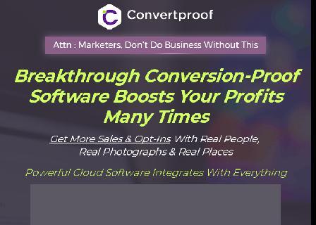 Convertproof Elite 25 Sites review
