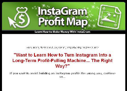 Instagram Profit Map review