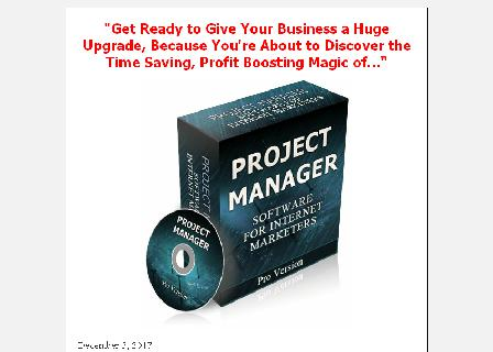 Project Manager review