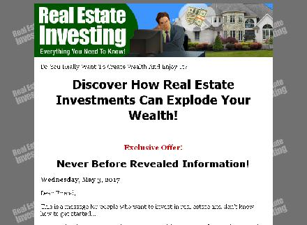 Real Estate Investing review