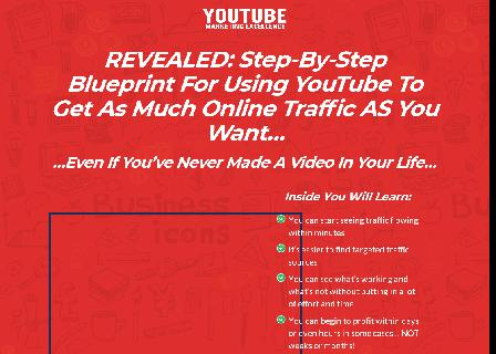 [FULL PLR] Youtube Marketing Excellence review