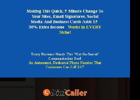 DialCaller review