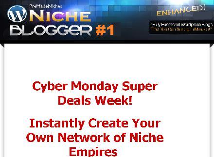 Niche Blogger V1 review