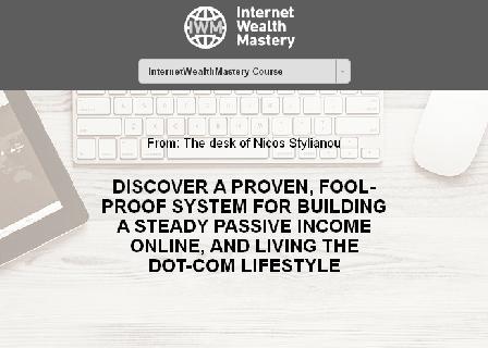 Internet Wealth Gameplan review