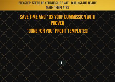 DONE-FOR-YOU PROFIT TEMPLATES review