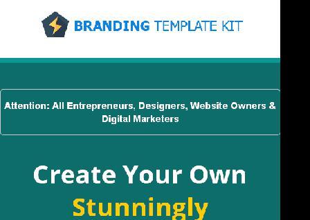 Branding Template Kit review