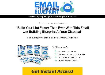 Email List Building Blueprint review