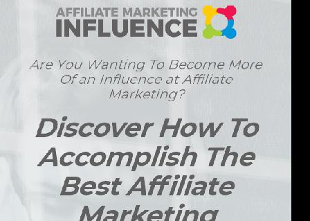 Affiliate Marketing Influence review