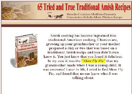 Amish Secret Recipes review