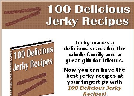 100 Jerky Recipes review