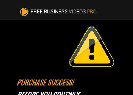 Free Business Videos PRO review