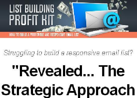 List Building Profit Kit review