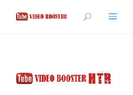 Tube Video Booster HTR review