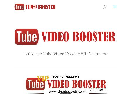 Tube Video Booster VIP Monthly review