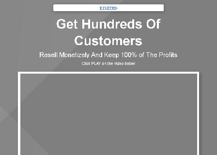 Monetizely Reseller review