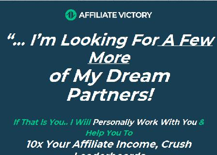 Affiliate Marketing Victory review
