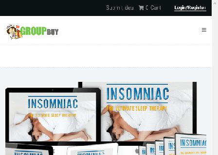 INSOMNIAC-The Ultimate Sleep Therapy Video Course review