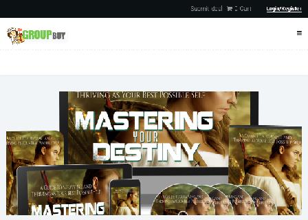 Mastering Your Destiny Ebook review