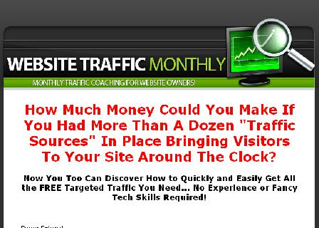 Your Website Traffic Club review