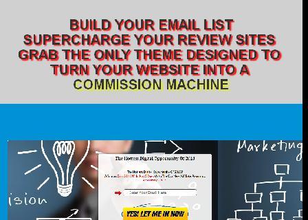 LM Affiliate WordPress Theme review