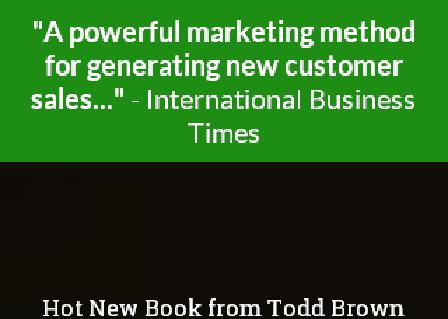 Big Idea Marketing Book review
