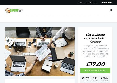 List Building Exposed Video Course review