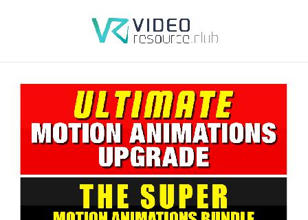 Motion Animations Bundle review