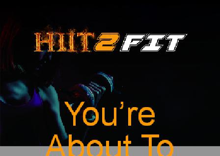HIIT 2 FIT The ultimate fat-Burning Solution review