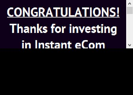 Instant eCom Funnels GOLD LITE review
