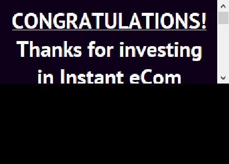 Instant eCom Funnels PLATINUM LITE review