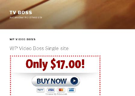 WP Video Boss Agency review