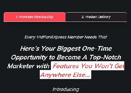 VidRankXpress Premium Membership review