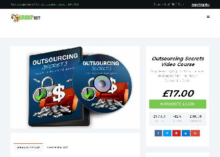 Outsourcing Secrets Video Course review