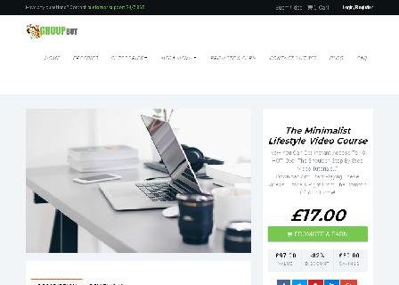 The Minimalist Lifestyle Video Course review
