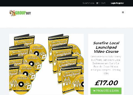 Surefire Local Launchpad Video Course review