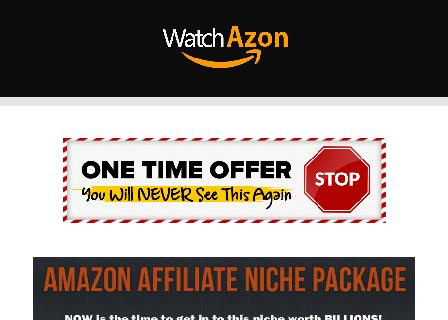 WatchAzon Content Upgrade review