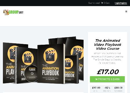The Animated Video Playbook Video Course review